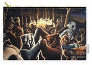 Dancing Bears Painting Carry-all Pouch