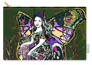 Dancing Butterfly Carry-all Pouch
