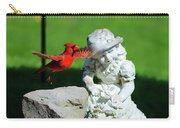 Dancing Cardinal Carry-all Pouch