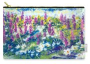 Dancing Daisies Carry-all Pouch