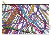 Dancing Dna Carry-all Pouch