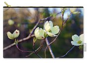 Dancing Dogwood Blooms Carry-all Pouch