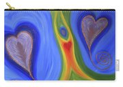 Dancing Earth Goddess Carry-all Pouch
