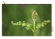 Dancing Fern Carry-all Pouch
