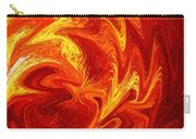 Dancing Flames Abstract  Carry-all Pouch