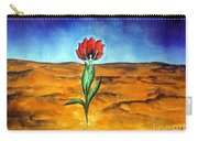 Dancing Flower-girl Carry-all Pouch