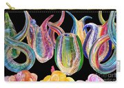 Dancing Glass Objects Carry-all Pouch