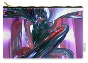 Dancing Hallucination Abstract Carry-all Pouch