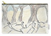 Dancing In The Mountain Carry-all Pouch