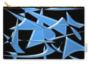 Dancing In The Ocean Carry-all Pouch
