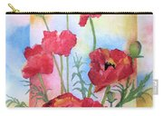 Dancing In The Wind Carry-all Pouch