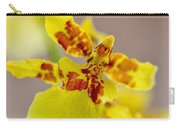Dancing Lady Orchid Carry-all Pouch