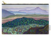 Dancing Light Of Northern New Mexico Carry-all Pouch