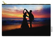 Dancing On The Beach - Painting Carry-all Pouch