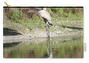 Dancing On The Pond Carry-all Pouch