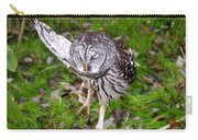 Dancing Owl Carry-all Pouch