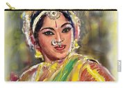 Dancing Padmini Carry-all Pouch