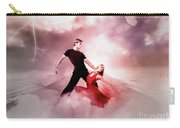 A Passionate Pair Dance In The Middle Of Nowhere, Who Embody The Strength And Subtlety Carry-all Pouch