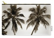 Dancing Palms Carry-all Pouch