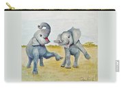 Dancing Carry-all Pouch by Phyllis Howard