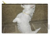 Dancing Puppy Carry-all Pouch
