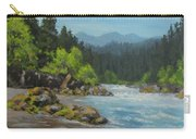 Dancing River Carry-all Pouch