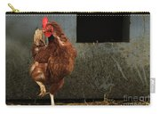 Dancing Rooster Carry-all Pouch