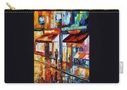 Dancing Street Carry-all Pouch