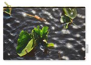 Dancing Sunlight Carry-all Pouch