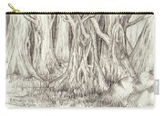 Dancing Trees Carry-all Pouch