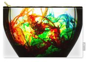 Dancing Water Colors Carry-all Pouch