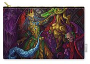 Dancing With Carousel Creatures Carry-all Pouch