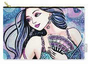 Dancing With The Waves Carry-all Pouch