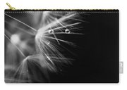 Dandelion 2 Bw Carry-all Pouch
