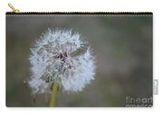 Dandelion Frost Carry-all Pouch