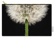 Dandelion Gone To Seed Carry-all Pouch