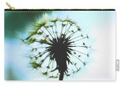 Dandelion Halo Carry-all Pouch