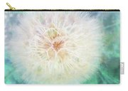 Dandelion In Winter Carry-all Pouch