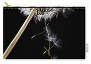 Dandelion Loosing Seeds Carry-all Pouch