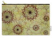 Dandelion Nosegay Carry-all Pouch