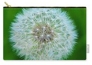 Dandelion Seed Head Expressionist Effect Carry-all Pouch