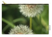 Dandelion Seed Heads Carry-all Pouch