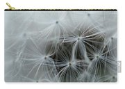 Dandelion Seeds Close-up Carry-all Pouch