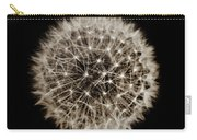 Dandelion Sun Carry-all Pouch