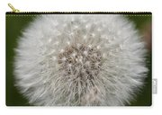 Dandelion Triptych Carry-all Pouch