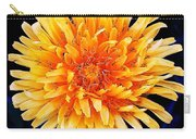 Dandelion Yellow Carry-all Pouch