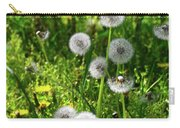 Dandelions On The Maryland Appalachian Trail Carry-all Pouch