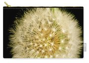 Dandelion's Seed Head. Carry-all Pouch