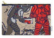 Danger In Deep Space Carry-all Pouch