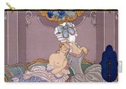 Dangerous Liaisons Carry-all Pouch by Georges Barbier